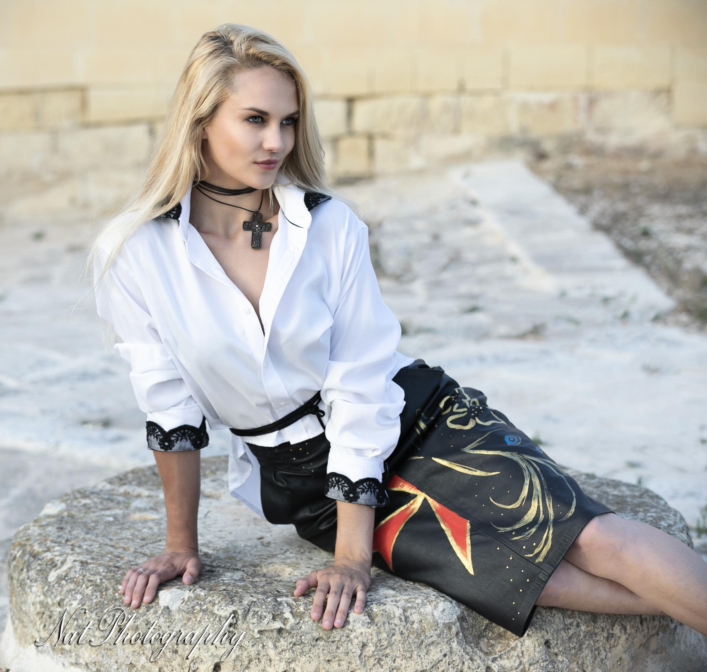 Biografia Lara Spiteri Fashion Designer City Roma News