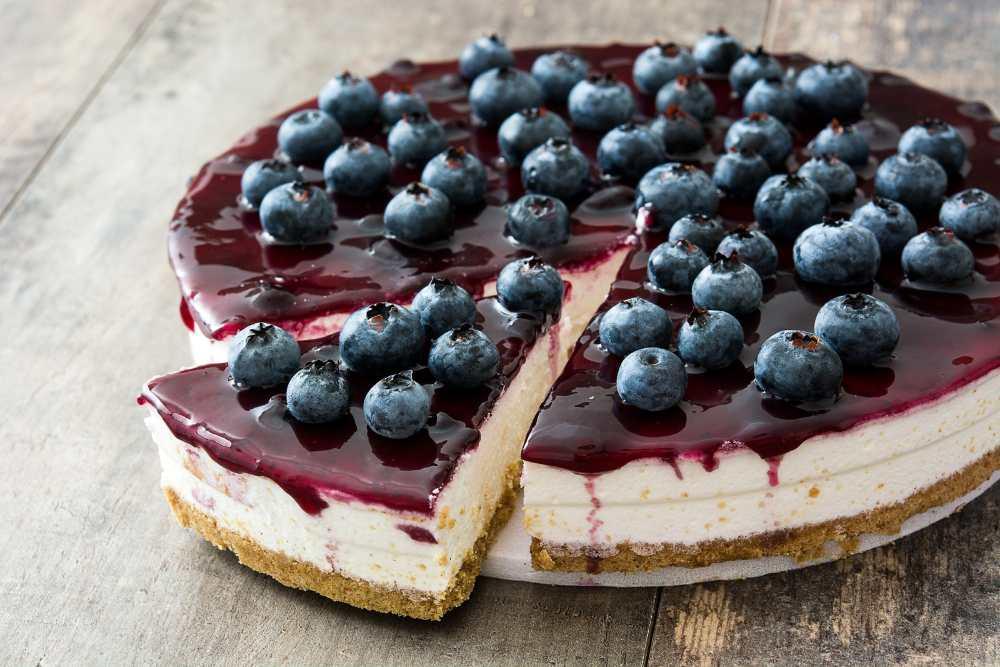 cheesecake-con-mirtilli-e-cioccolato