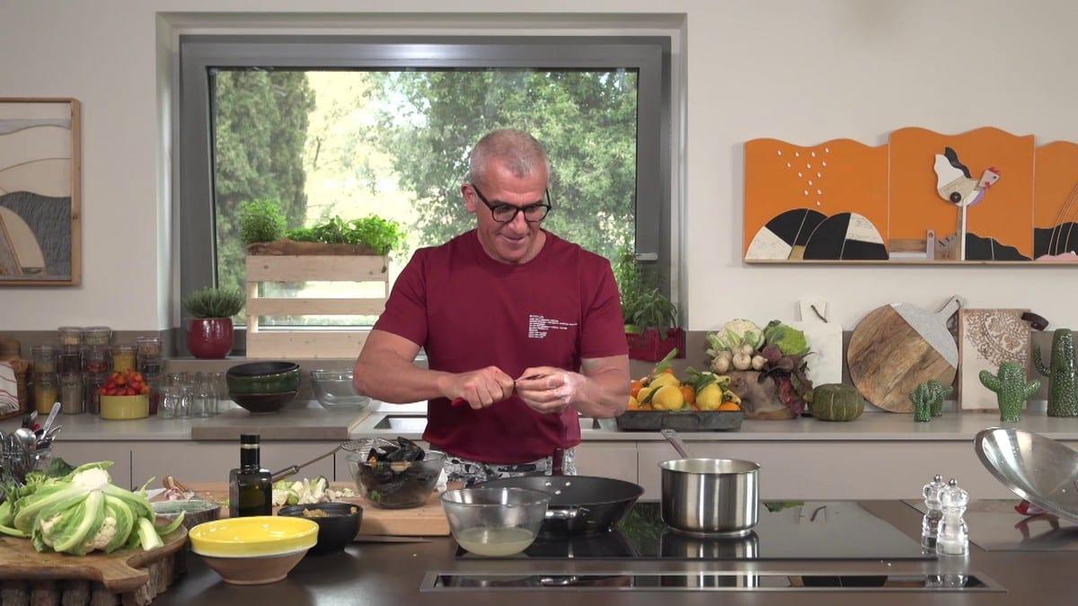 Max Sfida Alle Calorie La Cucina Sana E Golosa Di Max Mariola Su Gambero Rosso Hd City Roma News