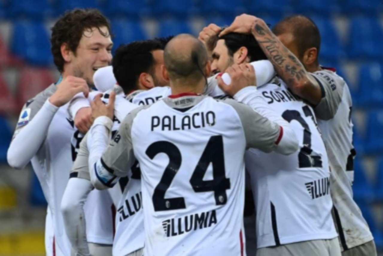 Bologna   Spezia 4   1, commento al risultato partita