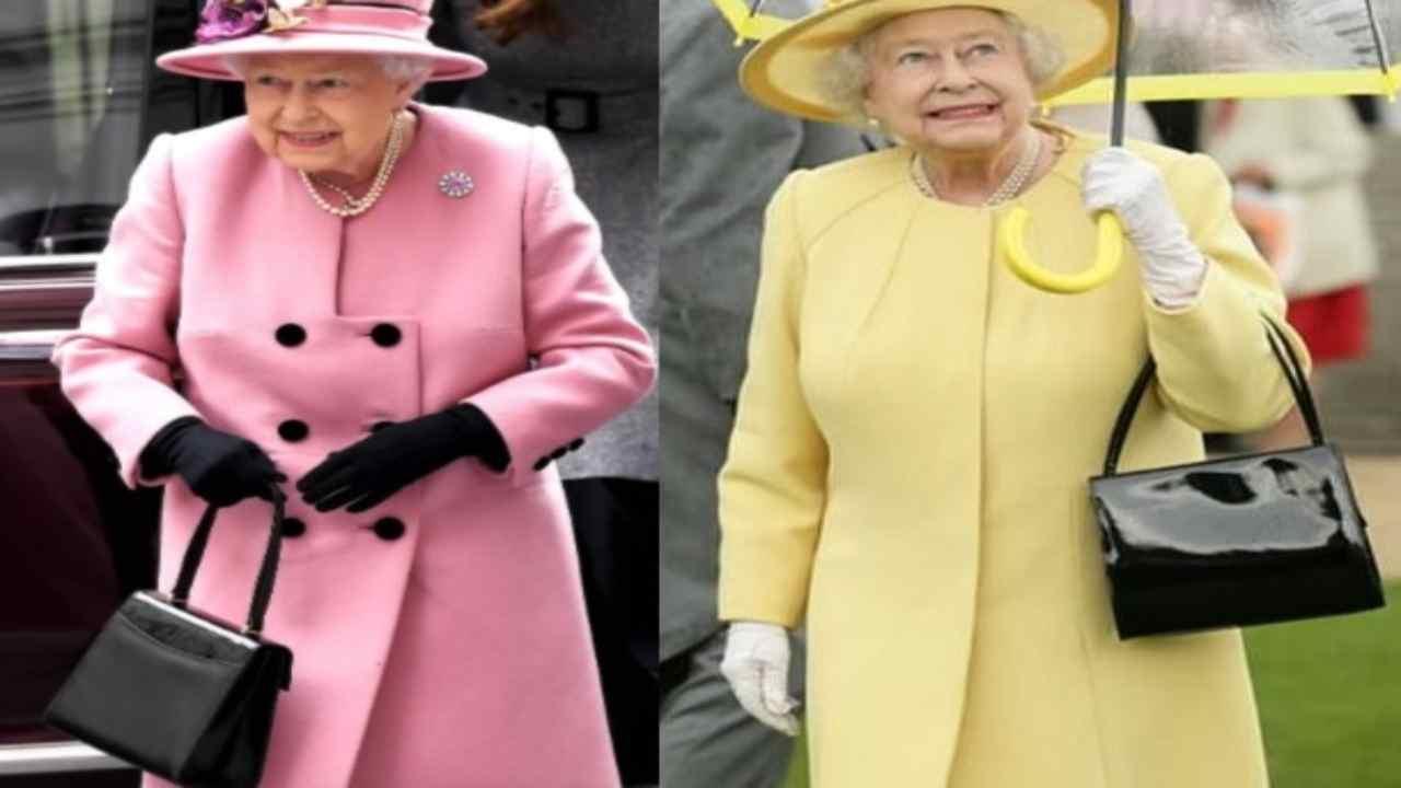Regina Elisabetta: guai a toccare la sua borsa | Il motivo è impensabile