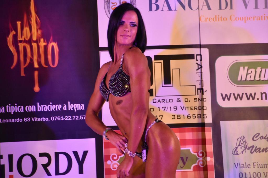 Biografia di Elisa Natali ,29anni atleta ed istruttrice di fitness e bodybuilding