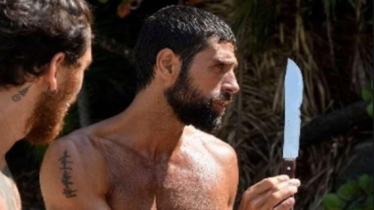 Gilles Rocca dimagritissimo e provato si sfoga sui social dopo l'Isola 2021