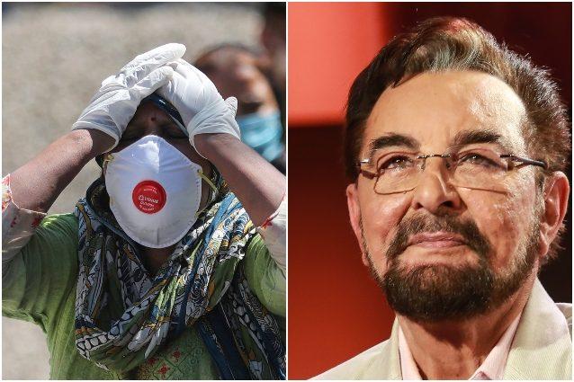 """kabir-bedi-disperato-per-crisi-covid-in-india:-""""ogni-giorno-muore-gente-che-conosco,-grazie-italia"""""""