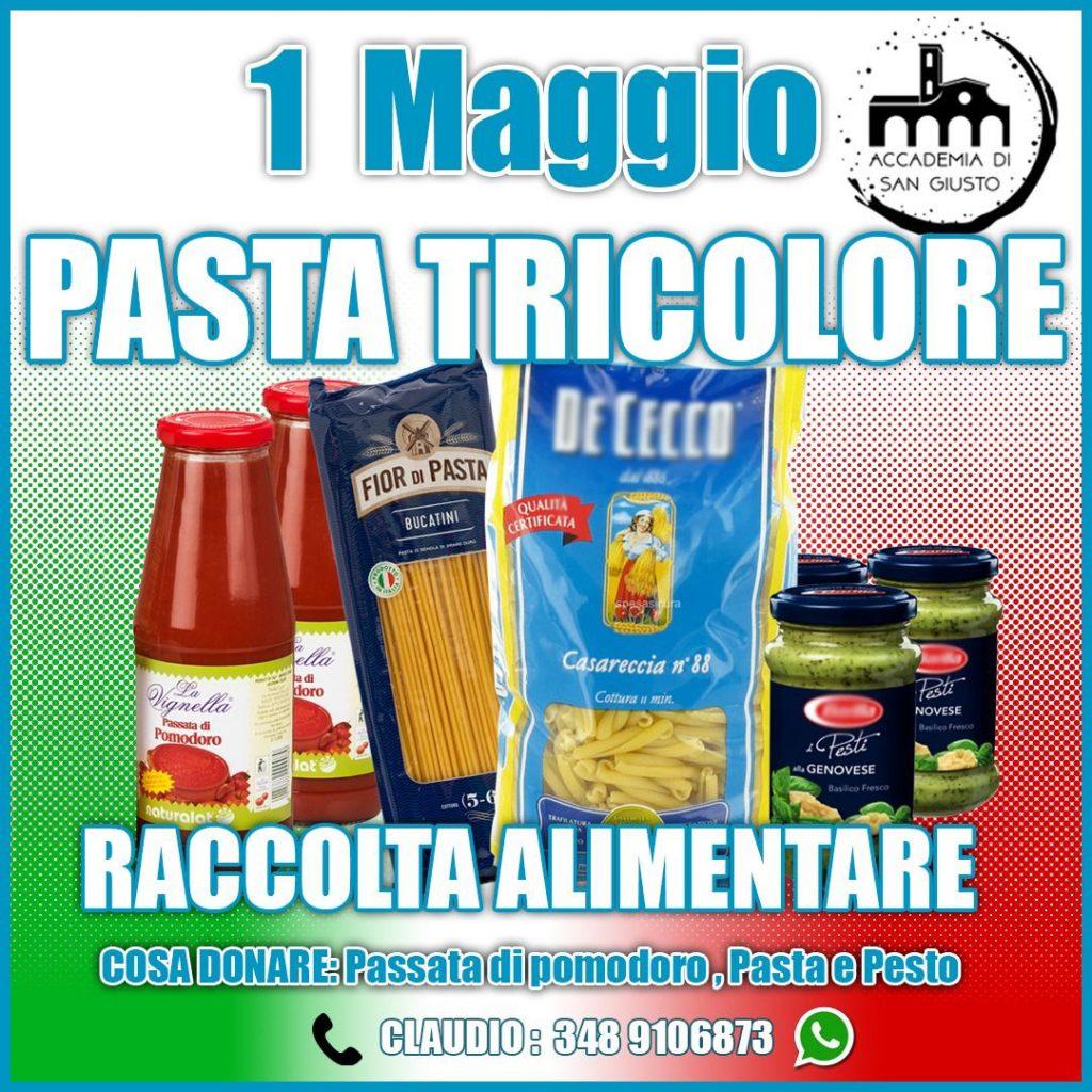 """prato:-oltre-6-tonnellate-di-cibo-raccolte-grazie-all'iniziativa-""""pasta-tricolore"""""""