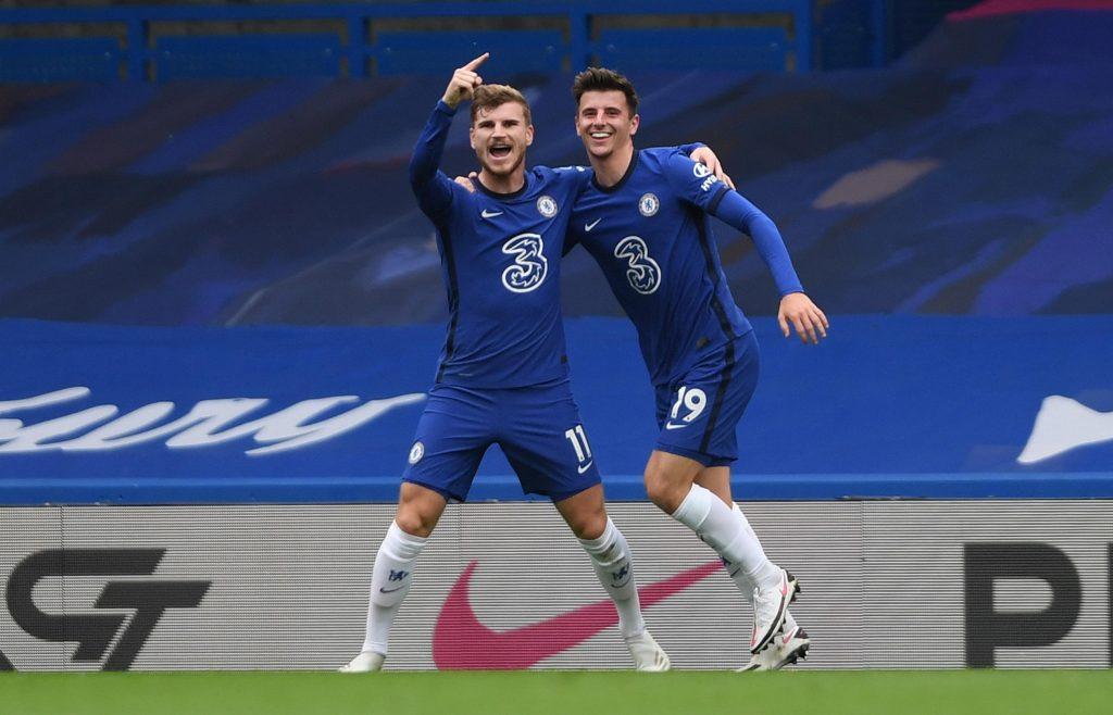 Il Chelsea si affida ai Blues Brothers: Werner e Mount le suonano al Real Madrid, la finale di Champions parla inglese