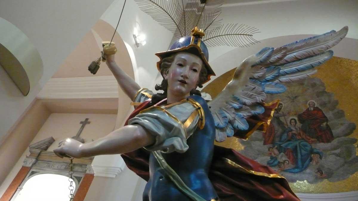 Cinquefrondi: festa patronale al tempo del Coronavirus, si festeggia San Michele Arcangelo