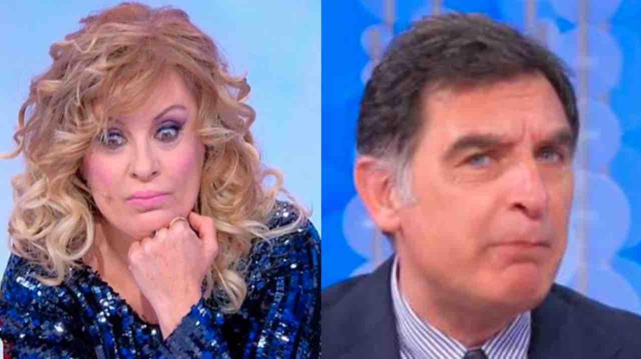 Tina Cipollari e Tiberio Timperi, la strana coppia | Frecciatine del conduttore | Il VIDEO insieme