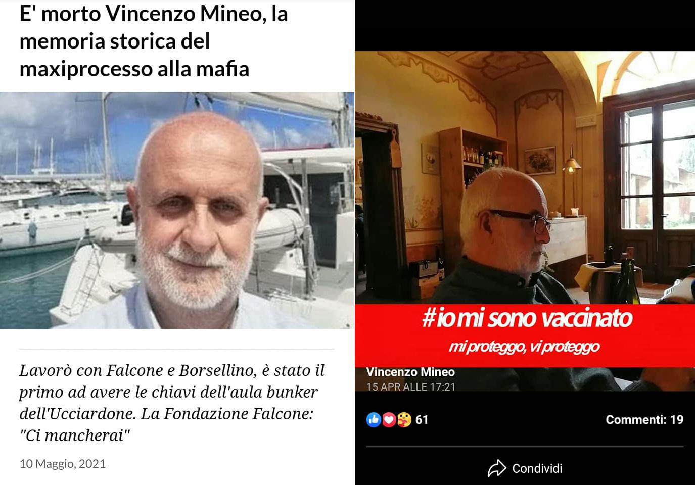 morto-vincenzo-mineo,-la-memoria-storica-del-maxiprocesso-alla-mafia-si-era-vaccinato-da-poco