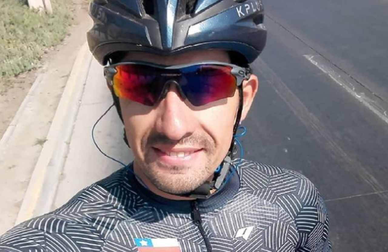 """Covid, muore il ciclista Cristopher Mansilla: """"Mi indurranno in coma"""", il suo ultimo straziante post"""