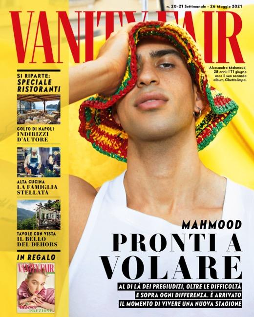 Il nuovo numero di Vanity Fair celebra l'inizio della ripresa