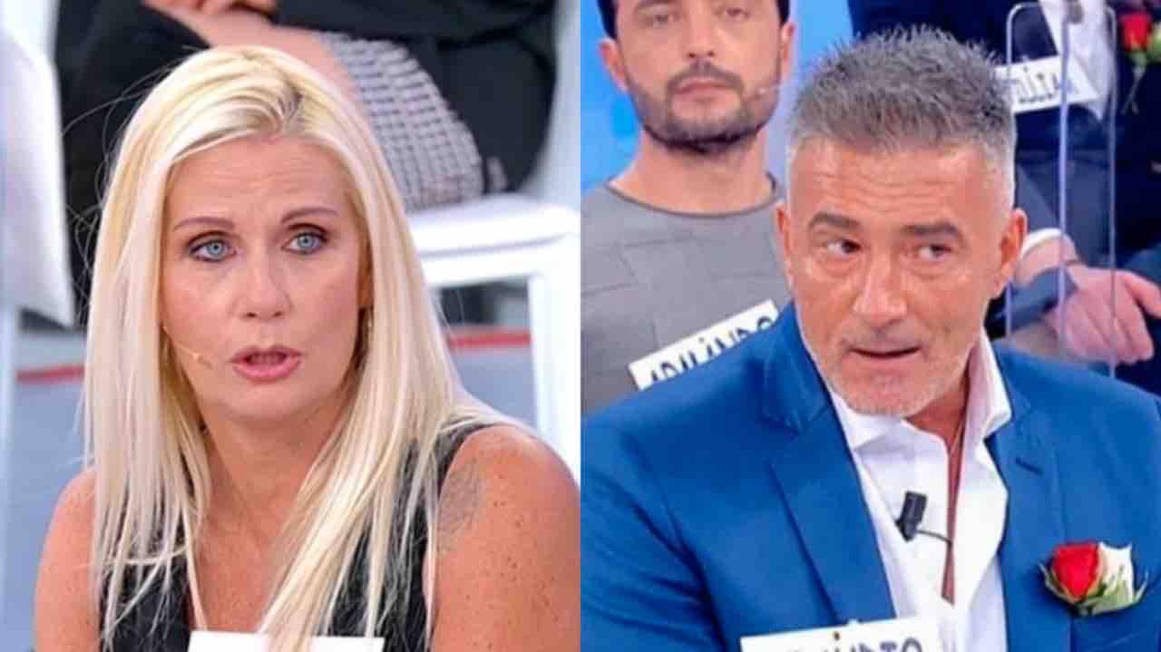 Uomini e Donne, Sabina rompe il silenzio sulla rottura tra lei e Claudio   La versione dell'ex dama