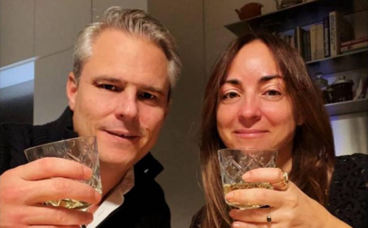 Camila Raznovich ha risposato Loic Fleury con un matrimonio country in Normandia