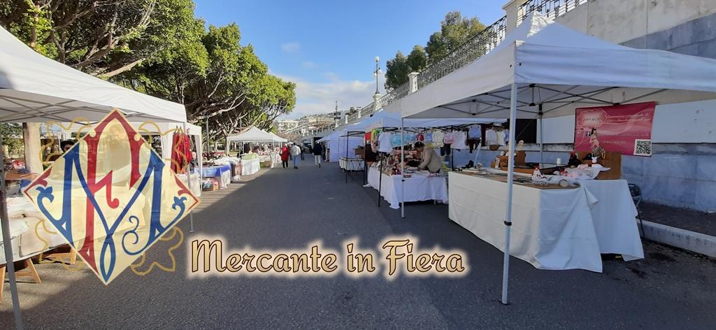 Reggio Calabria, il Mercante in Fiera cambia per un giorno location