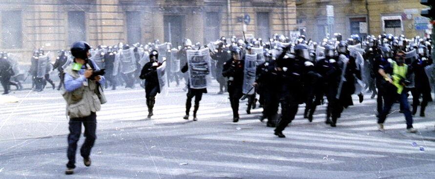 L'Italia non ha mai fatto veramente i conti con il G8 di Genova