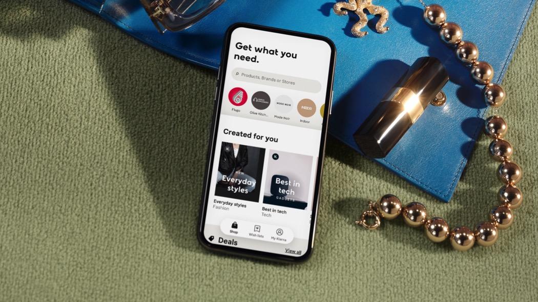 Un'app pagamento