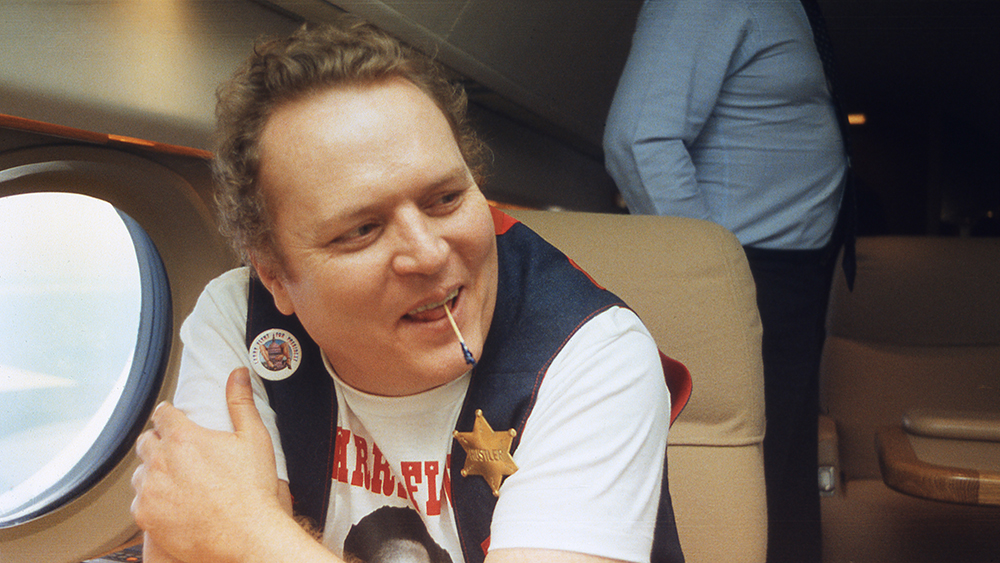 'Larry Flynt for President' Review: Yes, This Really Happened