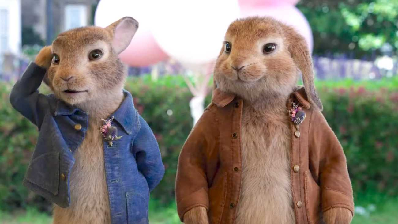 China Box Office: 'Peter Rabbit 2' Scampers to Second Behind Sports Drama 'Never Stop'