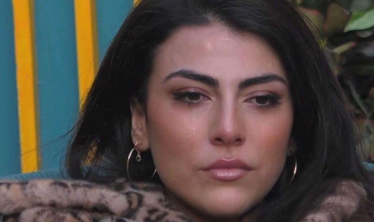 """Lutto per Giulia Salemi, il messaggio di dolore: """"Riposa in pace"""""""