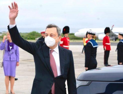 Mario Draghi, il corpo estraneo e la neutralità armata