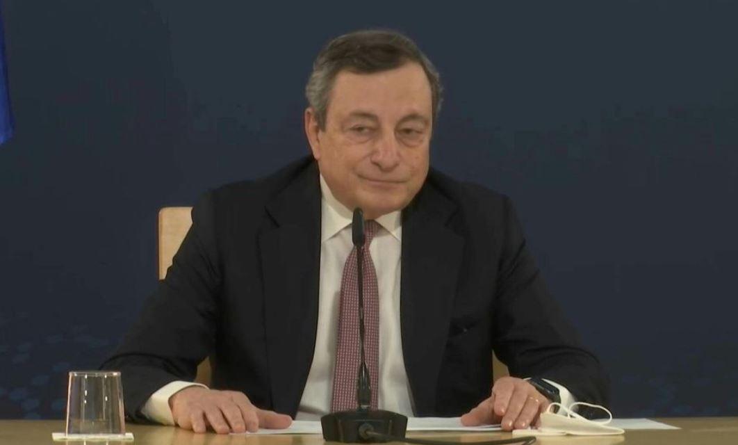 Draghi alla