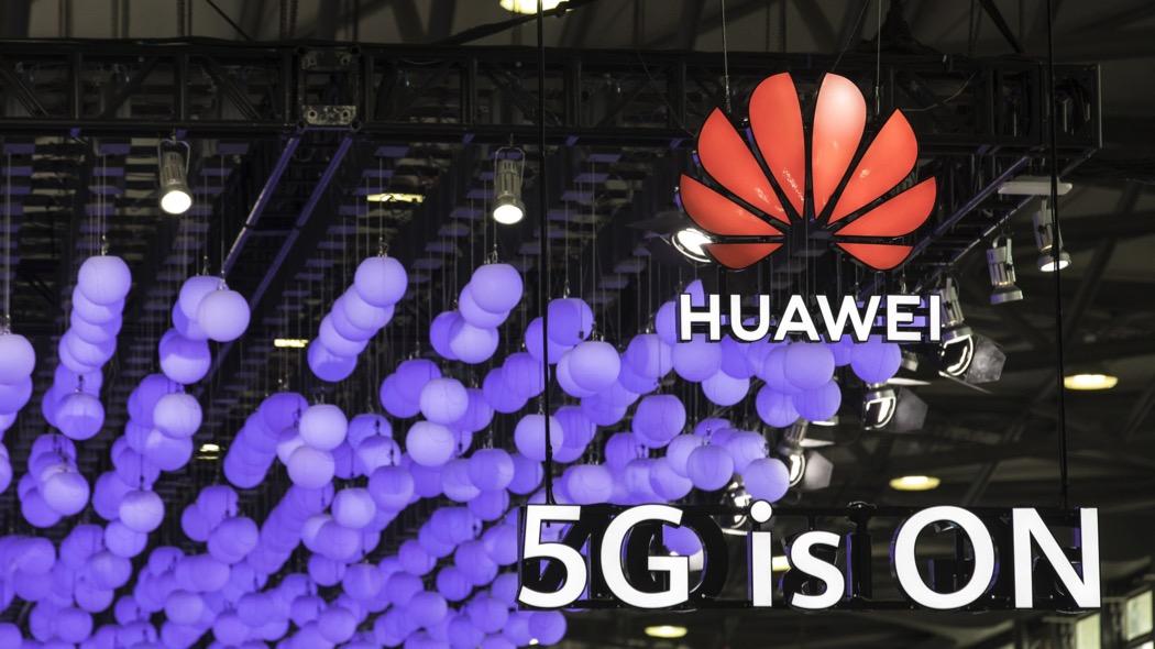 Huawei alla