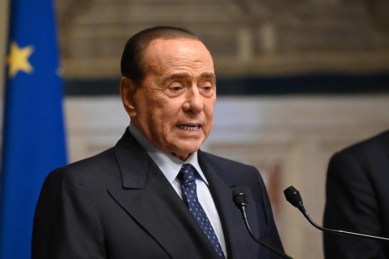 Berlusconi partito