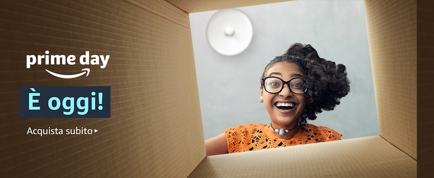 Amazon Prime Day: le principali offerte tech consigliate da Wired