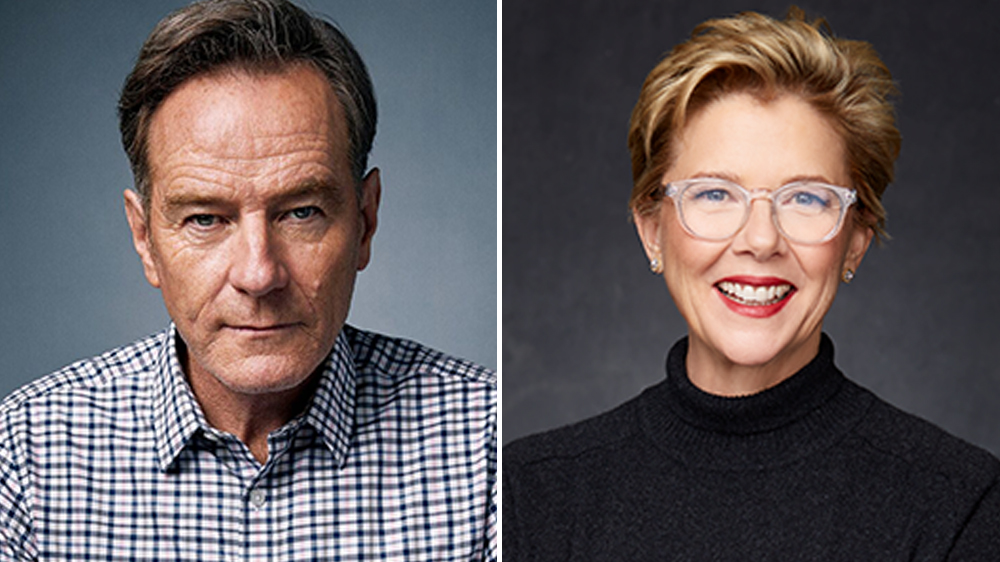 Bryan Cranston, Annette Bening to Star in 'Jerry and Marge Go Large' at Paramount Plus