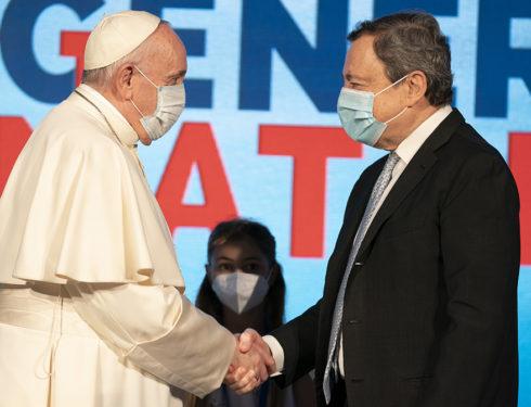 Il Papa sapeva della nota vaticana anti ddl Zan?