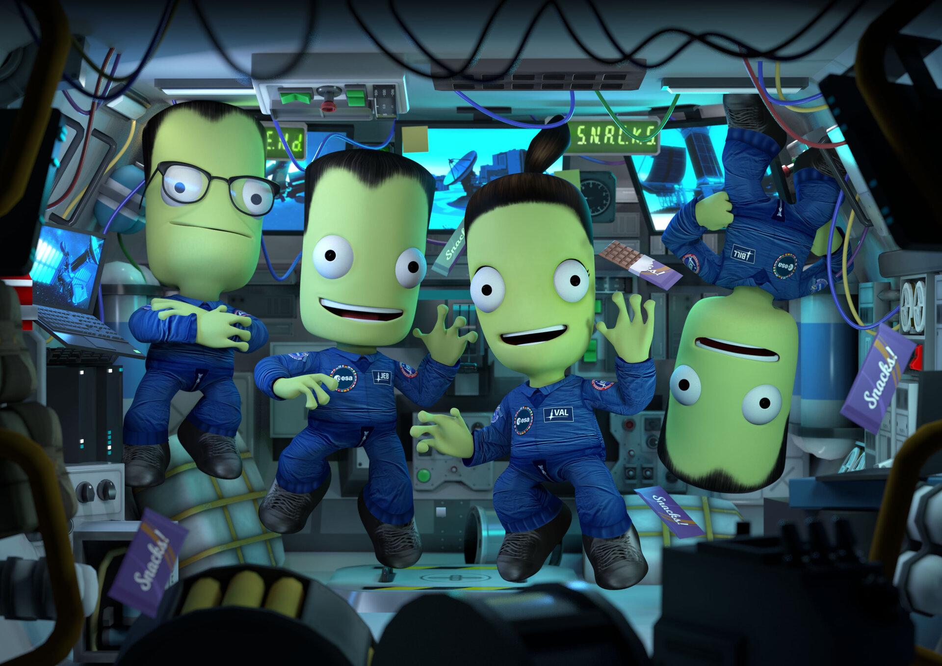 kerbal-space-program:-dieci-anni-di-voli-spaziali-insegnati-da-un-videogioco