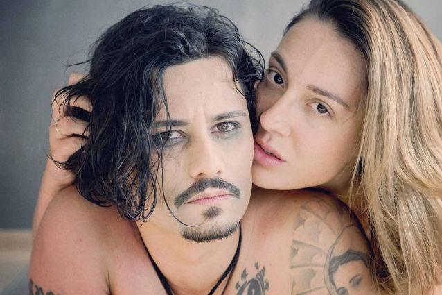 "Francesca Manzini ama Marco, sosia di Johnny Depp: ""Christian aveva 46 anni, troppi più di me"""
