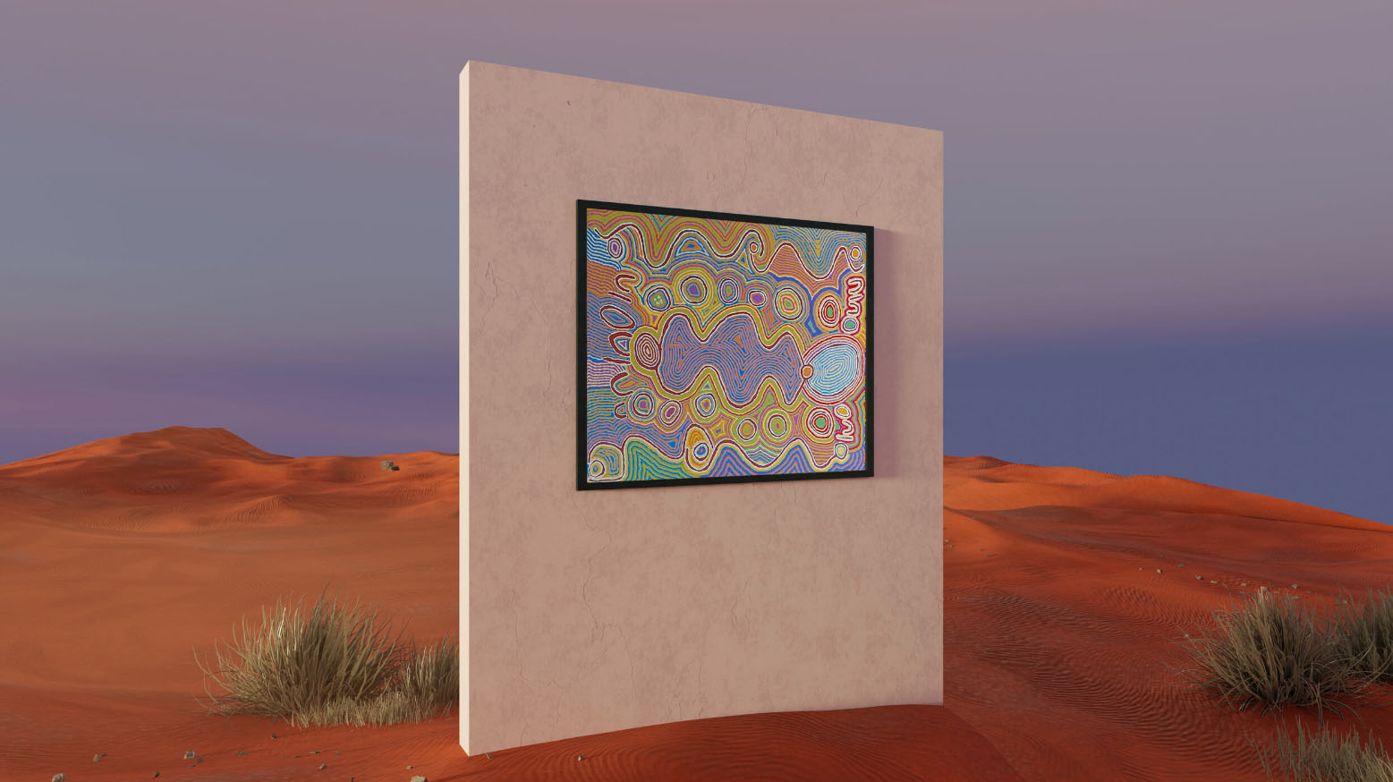 unearthed:-l'arte-aborigena-fra-le-dune-virtuali-di-spaceless-gallery