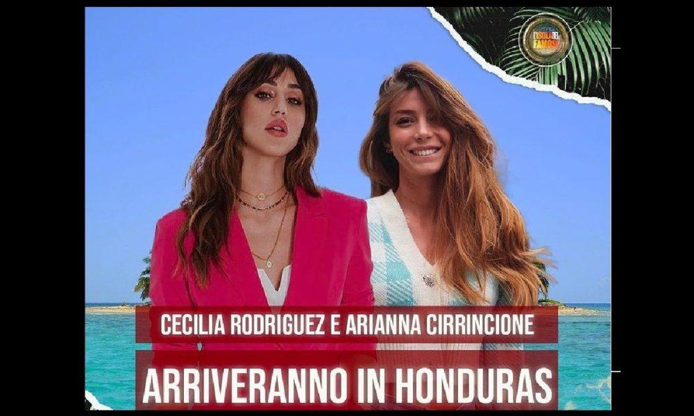 cecilia-e-arianna-in-honduras:-annuncio-e-polemica-rovente-sull'isola