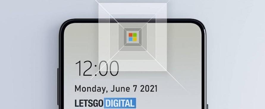 la-fotocamera-sotto-al-display-camuffata-da-logo-microsoft
