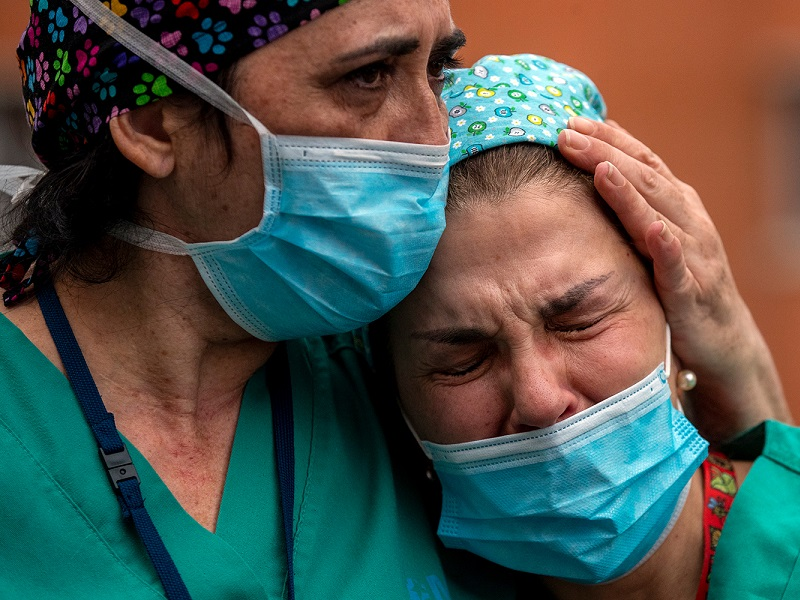 """de-palma-(nursing-up):-«dati-istat-allarmanti,-oltre-5mila-infermieri-attivi-""""in-meno""""-realta-peggiore-di-quella-ipotizzata»."""