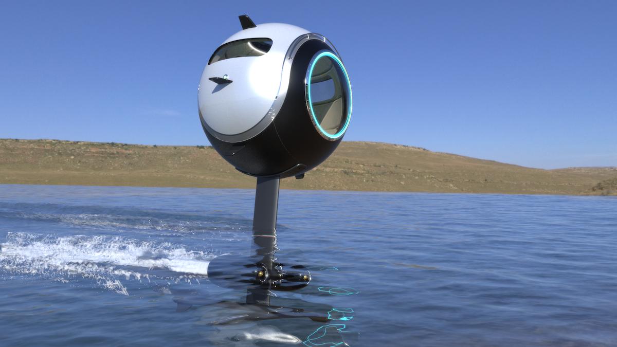 il-veicolo-a-forma-di-sfera-che-viaggia-su-mare-e-terra