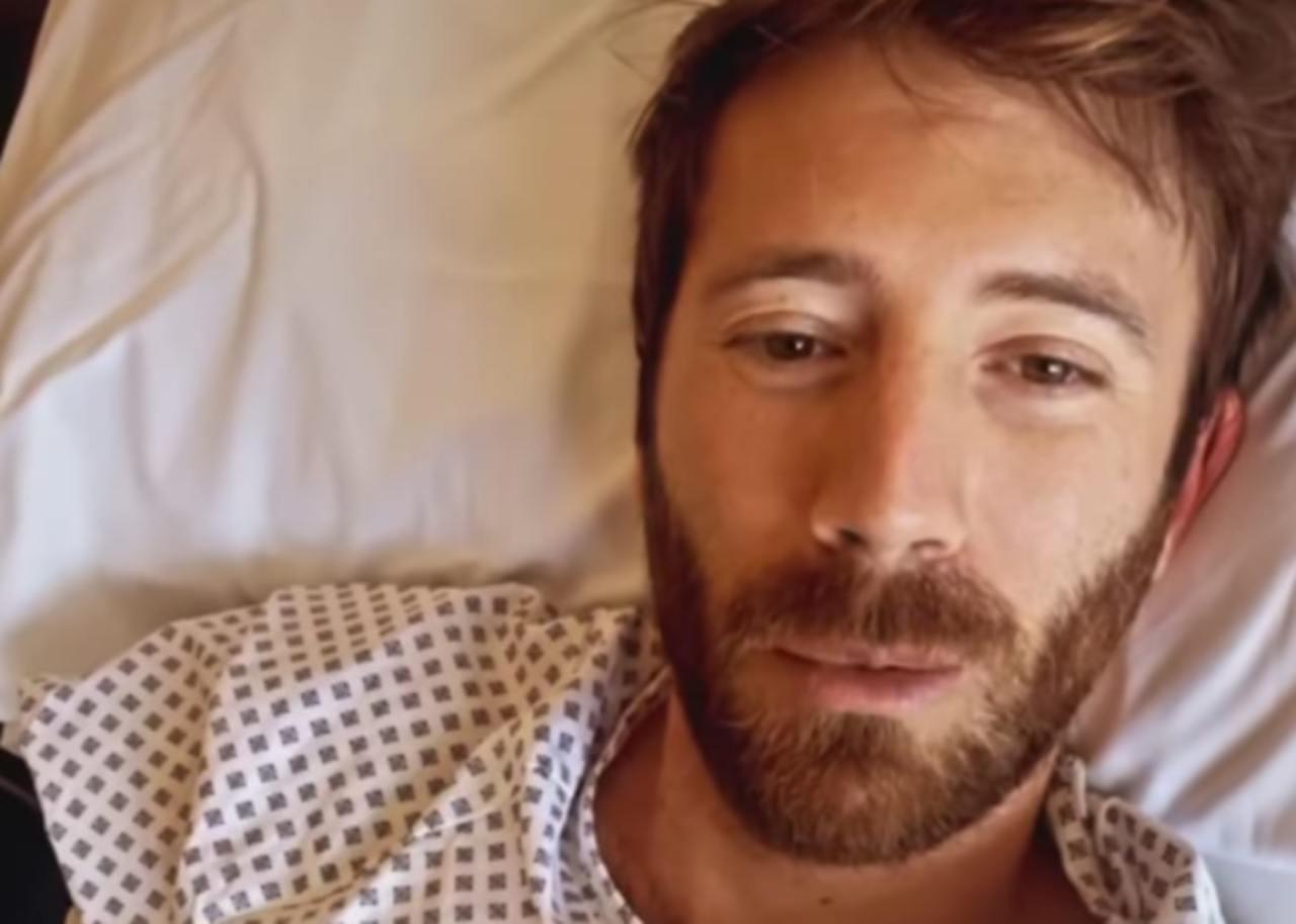 """nicolo-de-devitiis-in-ospedale:-""""ho-subito-un'operazione"""""""