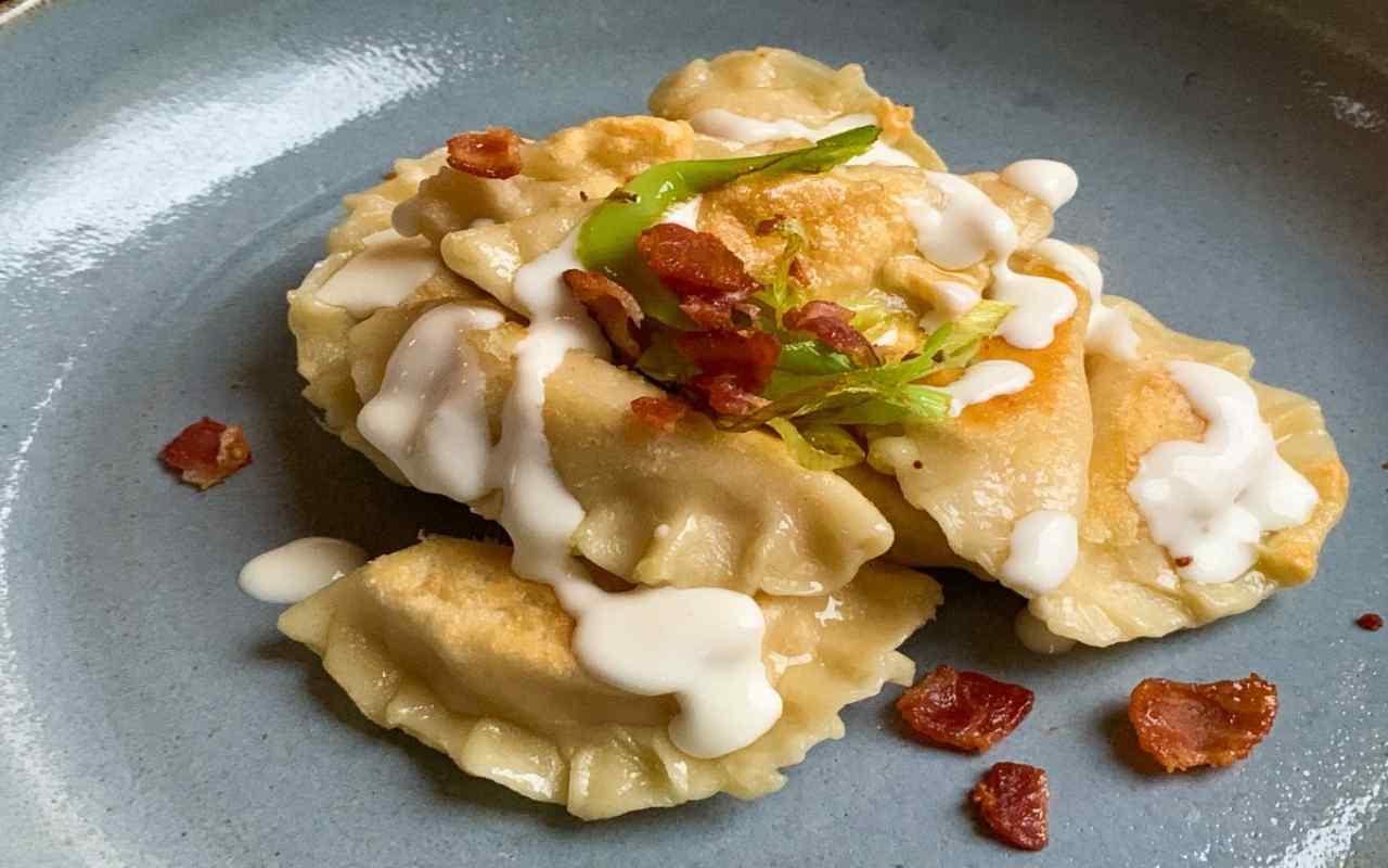 fagottini-ripieni-di-patate-e-porri- -semplici-e-gustosi