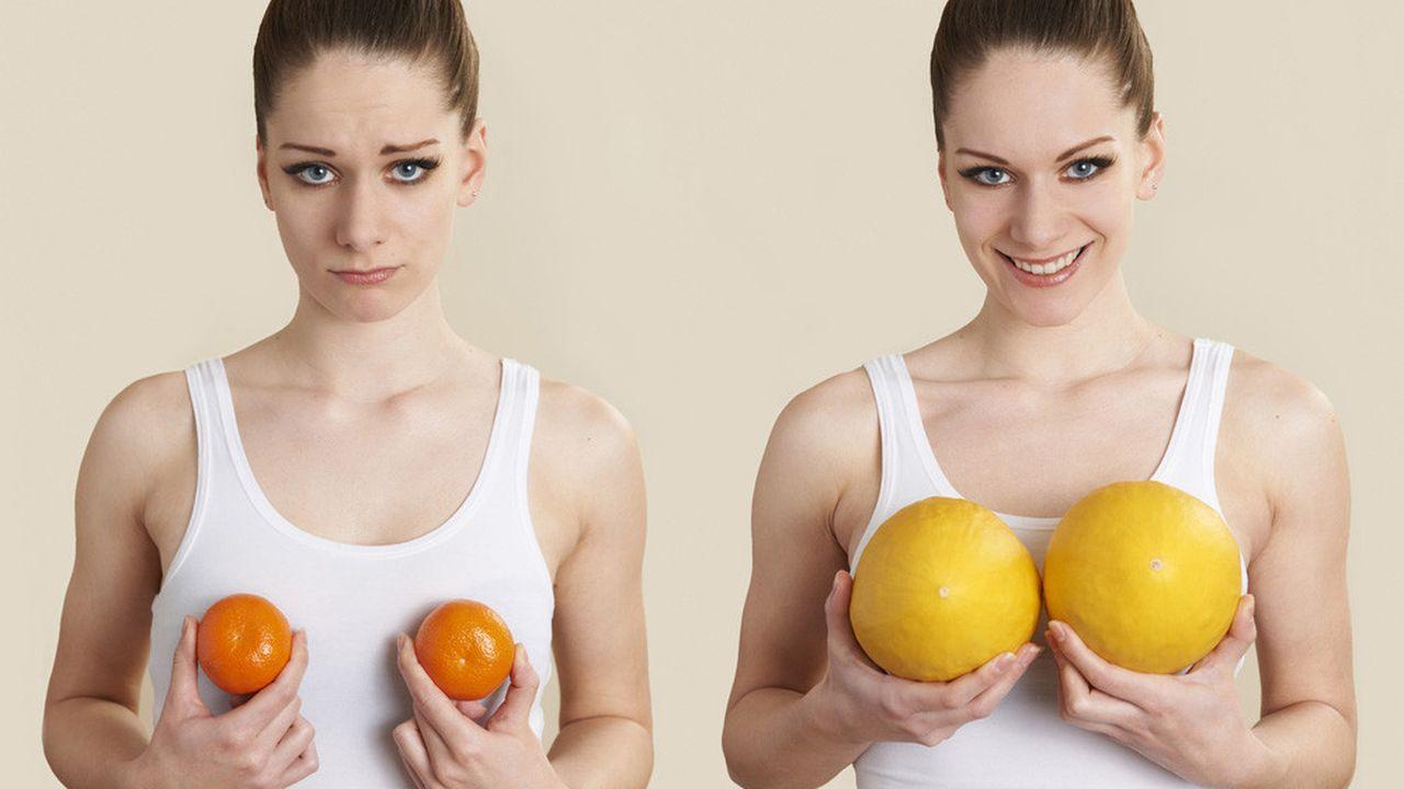 Il 71% delle donne non è soddisfatta del proprio seno e vorrebbe modificarlo