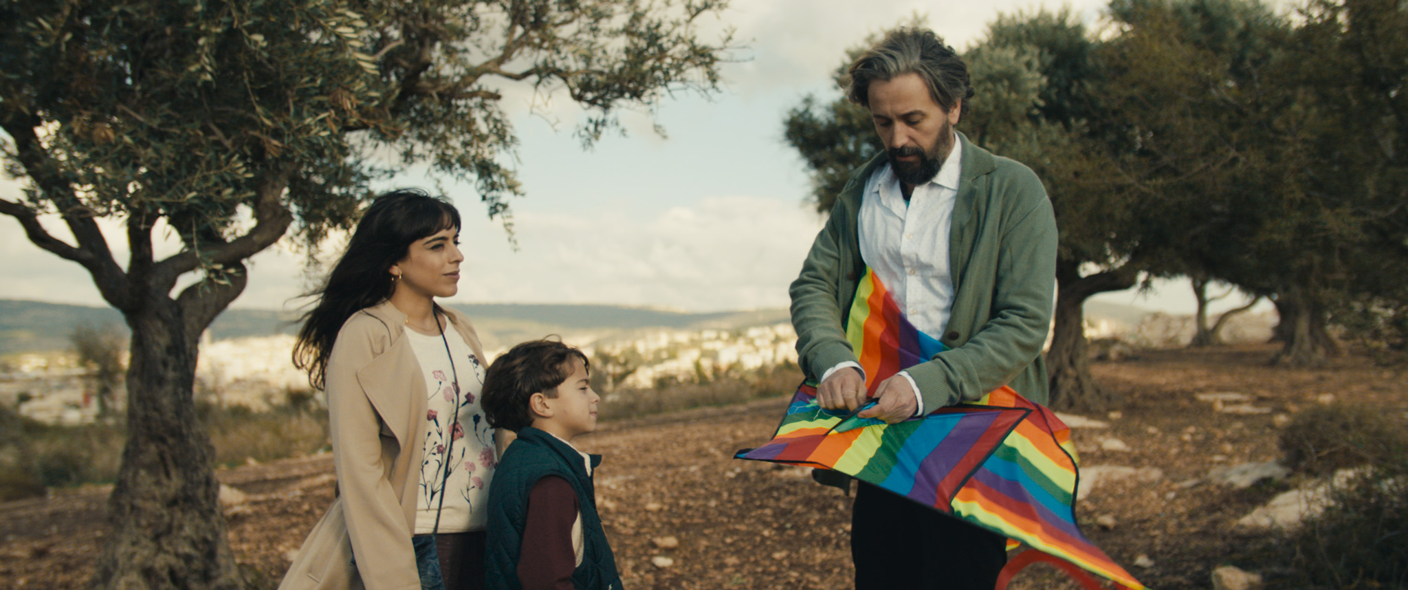 'Let It Be Morning' Review: A Wry, Low Key Satire of Israeli Palestinian Tensions From the Director of 'The Band's Visit'