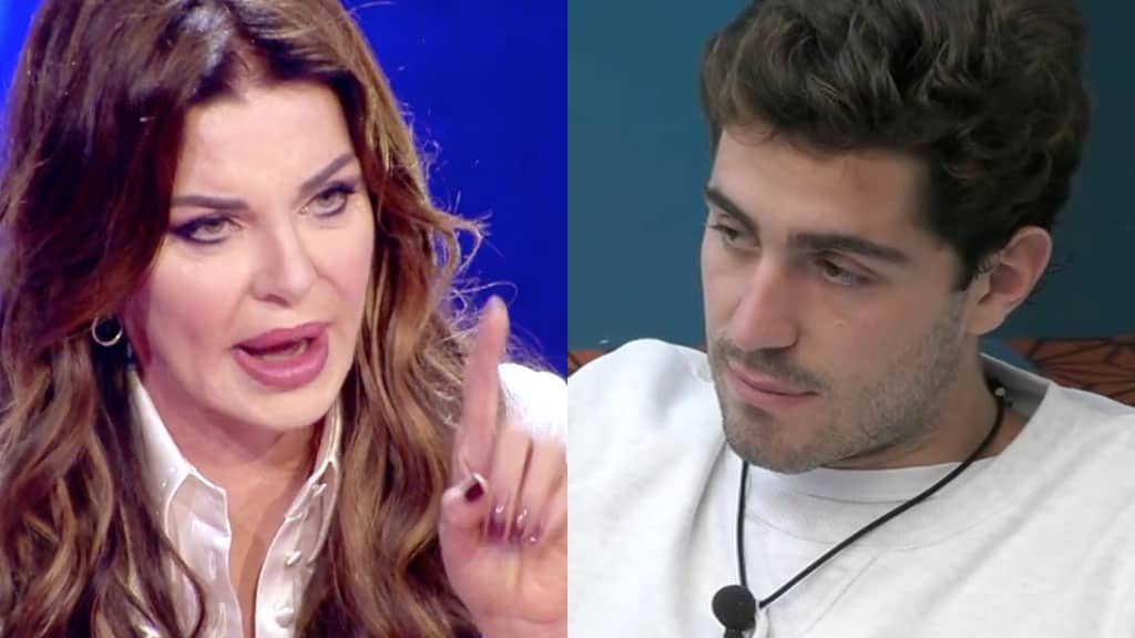 Lite Zorzi Oppini, interviene Alba Parietti che con due post asfalta Tommaso Zorzi