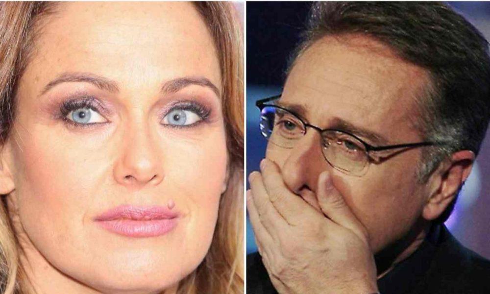 Sonia Bruganelli: la foto della figlia malata che scende dal jet, haters zittiti