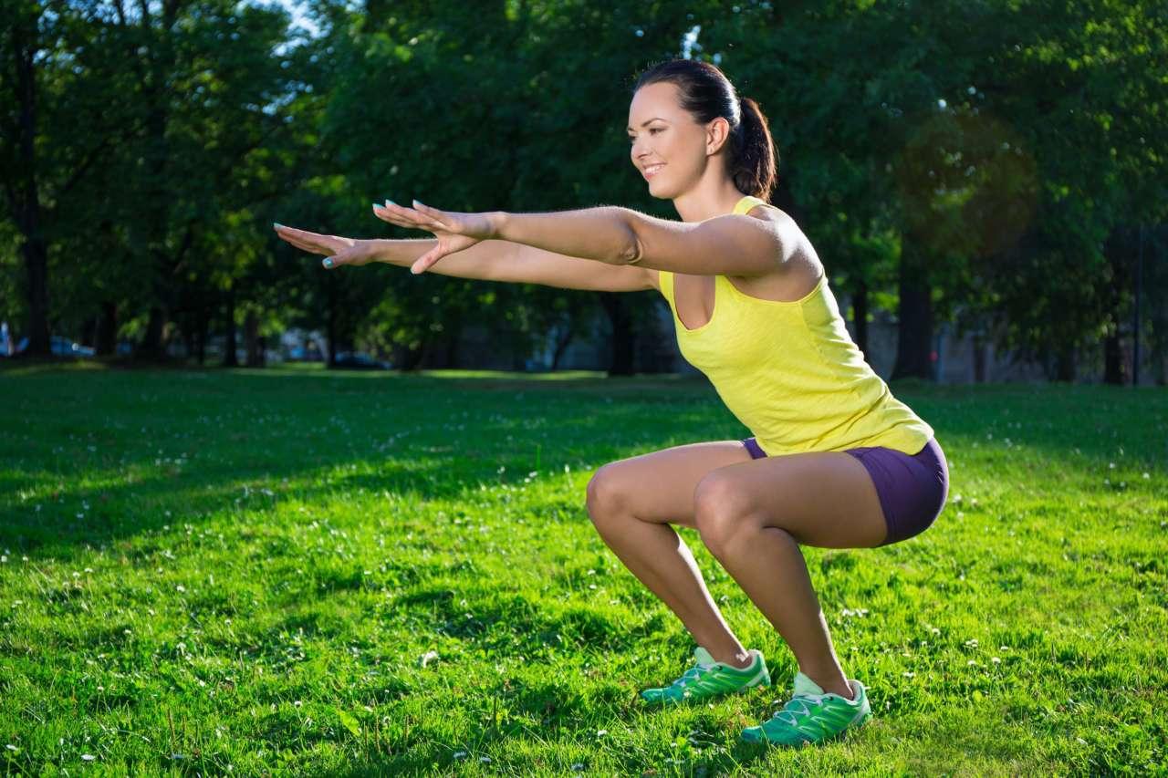 Outdoor Training: tutti i vantaggi di allenarsi al parco!