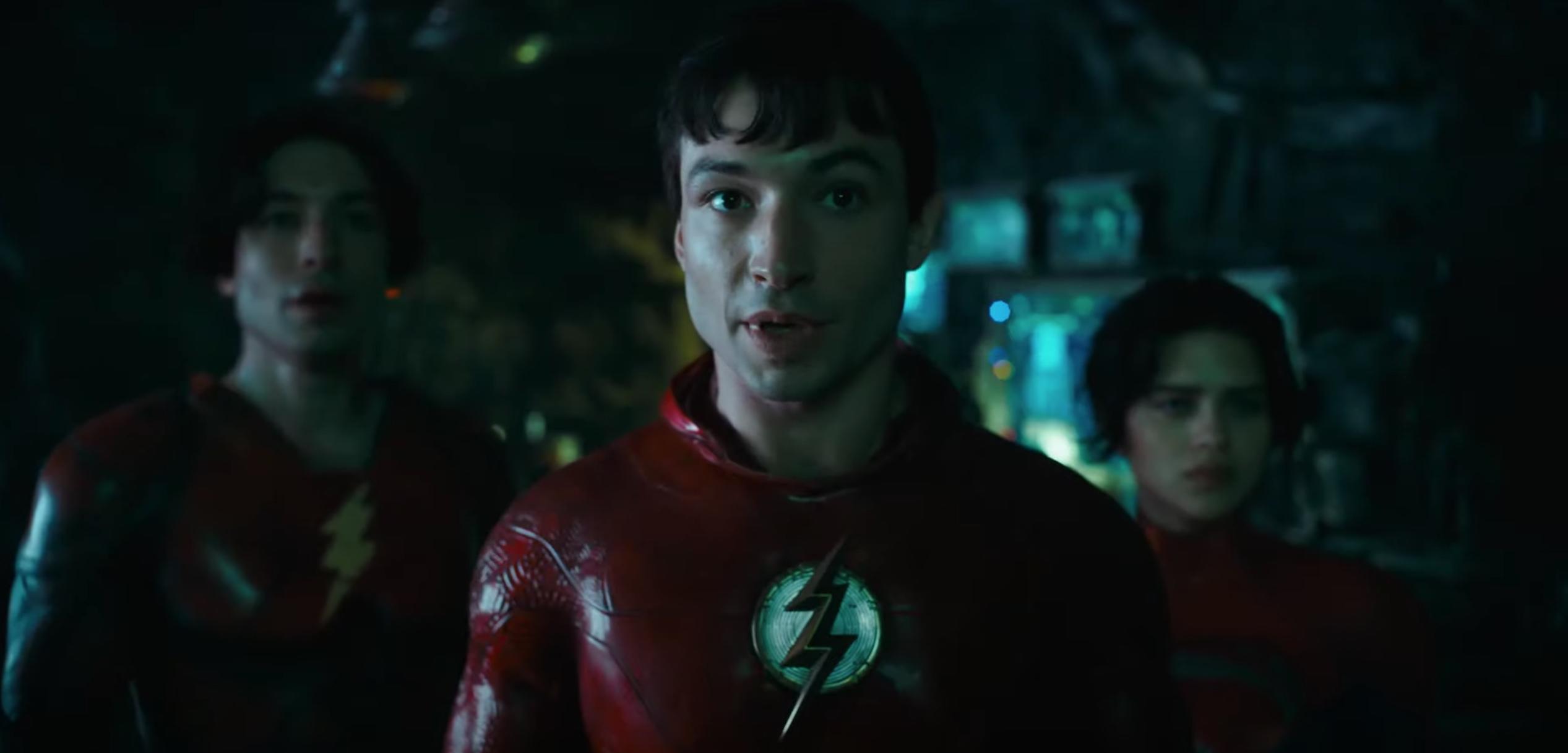 """The Flash, Barbara Muschietti: """"Ben Affleck e Michael Keaton si sono emozionati sul set"""""""