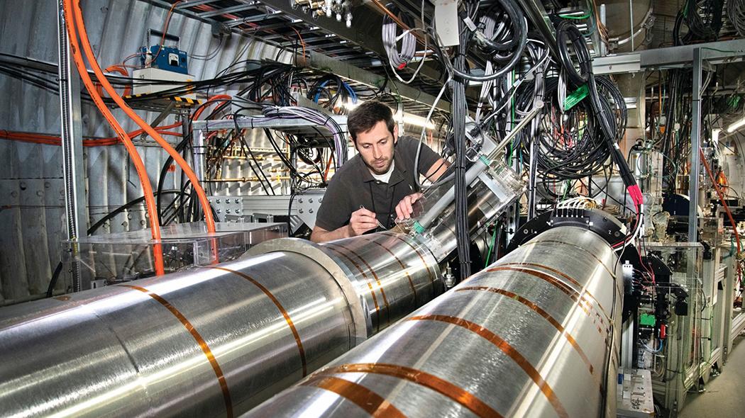 Stiamo costruendo un acceleratore di particelle che ci dirà cosa tiene insieme la materia