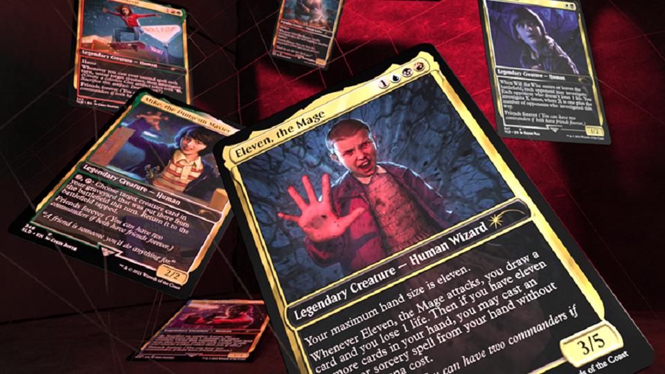 le-nuove-carte-magic-dedicate-a-stranger-things