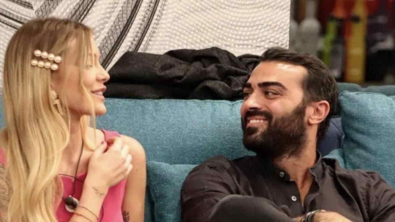 """GF Vip, Sophie scarica Gianmaria: """"Non è il mio tipo né esteticamente né caratterialmente"""""""