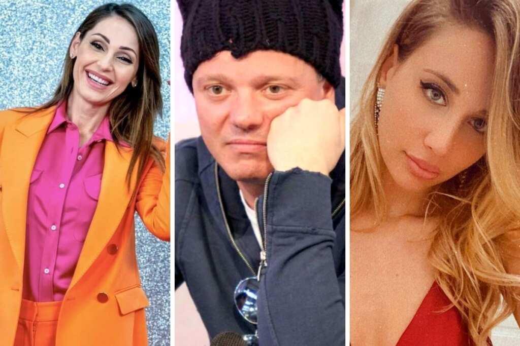 Anna Tatangelo: Denise Esposito, fidanzata incinta di Gigi D'Alessio, l'attacca: «Brutta dentro»