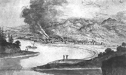 20 ottobre 1562: a Reggio sprofonda Punta Calamizzi